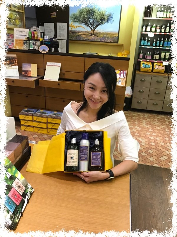 Loccitane Gifting Experience