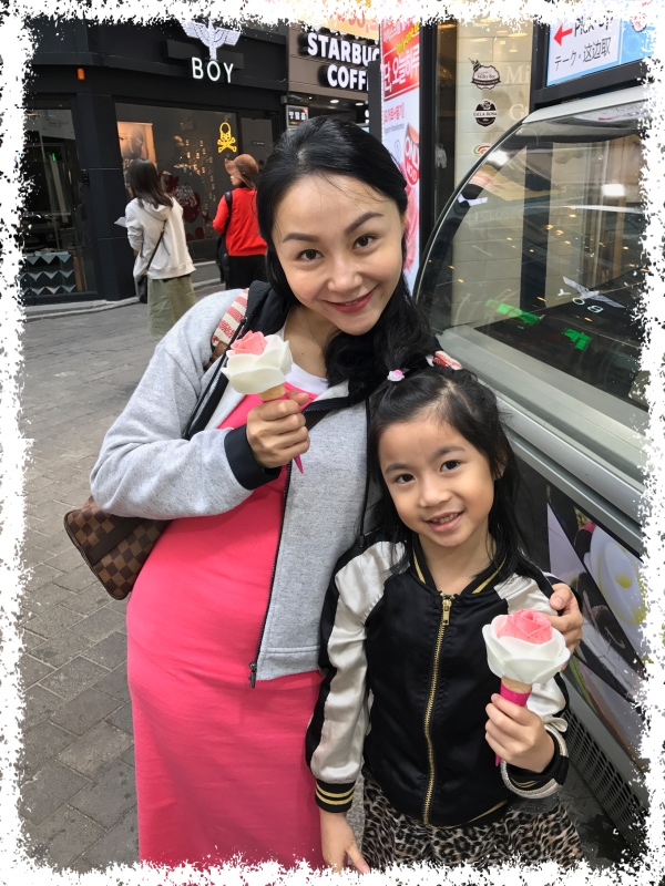 Traveling to Korea Part2